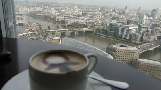 Header image for Meals With An Extreme View: The Highest Restaurants In London