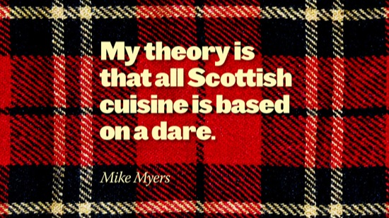 Header image for 10 Things You Should Know About Scottish Cuisine & Booze in London