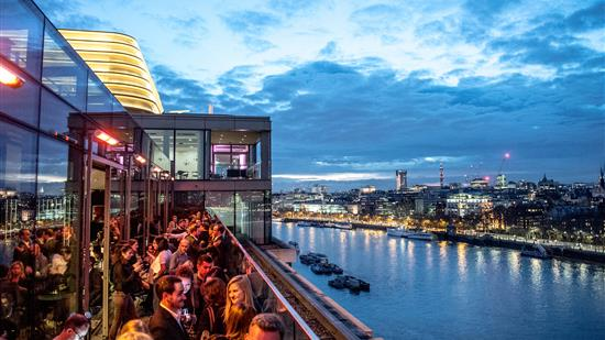 Image for London's Rooftop Bars do Summer in Style!