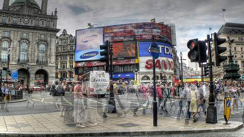 Header image for Piccadilly Circus Restaurants Guide