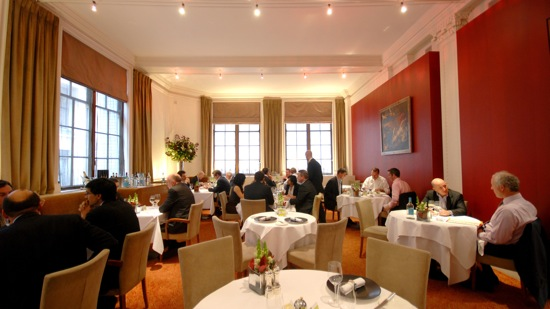 Picture of Top 10 Best Restaurants for Hosting a Business Lunch