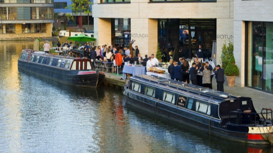 Picture of Top 10 Best Restaurants & Pubs on the Canal in London