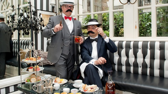 Picture of Top 10 Best Gentleman's Afternoon Teas in London