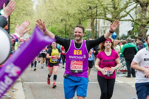 Picture of Free Food & Booze for London Marathon Runners 2017