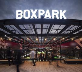 Top 10 Best Bars and Restaurants in Boxpark Croydon
