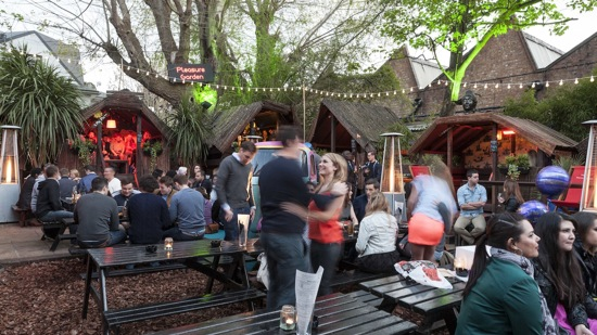 Picture of Top 10 Best Beer Gardens in London